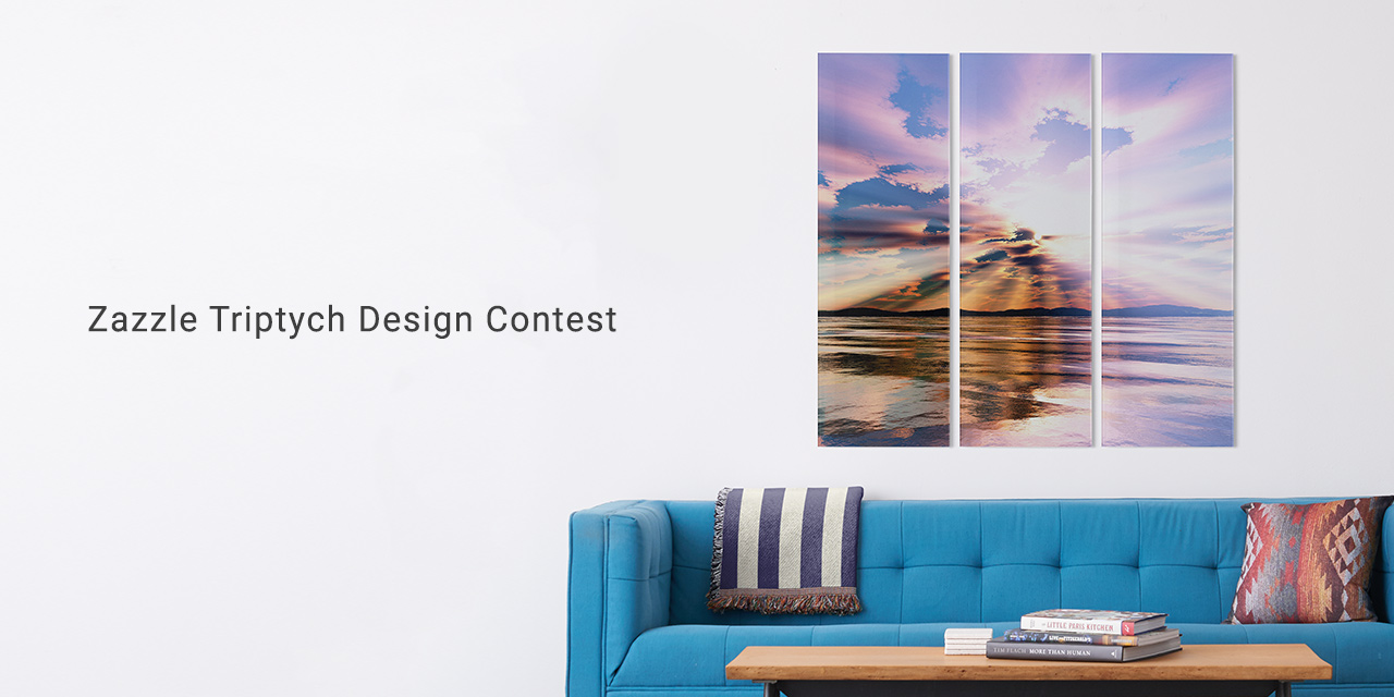 Zazzle Triptych Design Contest Submission Form
