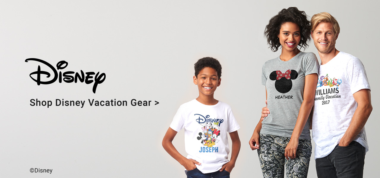 Disney - Shop Disney Vacation Gear - 20% Off