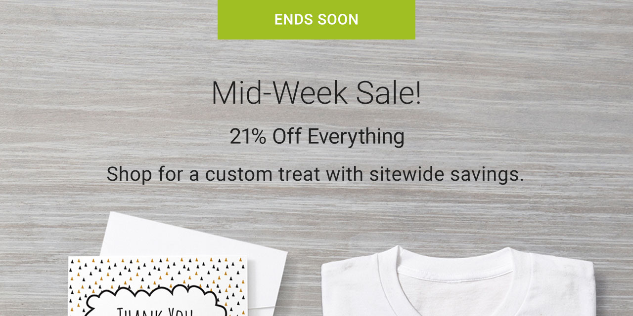 Save with 21% Off Sitewide – USE CODE: MADMARCHSALE – Ends Soon!