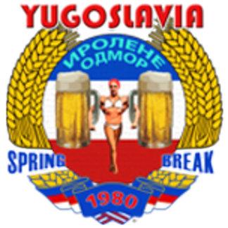 Yugoslavia Spring Break 1980