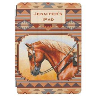 Southwestern Quarter Horse iPad Air Cover
