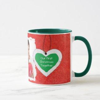 Our First Christmas Together Coffee Mug