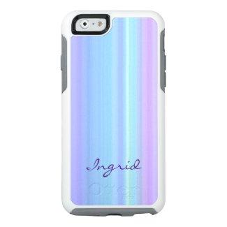 Pastel Rainbow Purple Blue Green iPhone 6/6s Case