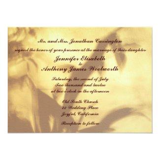 Asian Motif Wedding Invitation