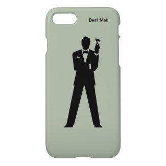 Best Man, Groomsman, or Groom's iPhone7 Case