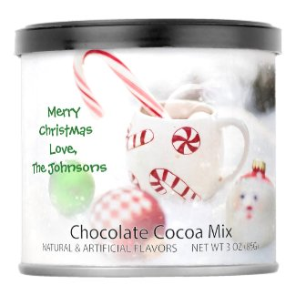 Cup of Hot Cocoa Picture on Hot Cocoa Mix