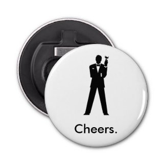 Best Man or Groomsman Bottle Opener
