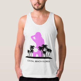 Cocoa Beach Florida Tanktop