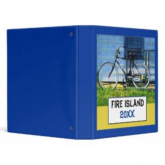 Fire Island Album Binder