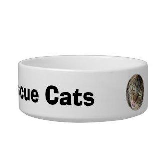 Rescue Cats Rock Bowl