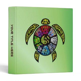 Turtle Ba-Gua Binder
