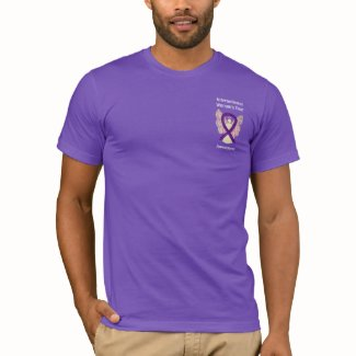 International Women's Day Awareness Ribbon Shirts