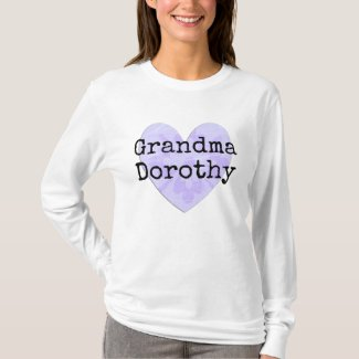 Add your Grandma's Name Shirt