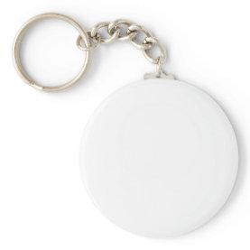Button Keychain
