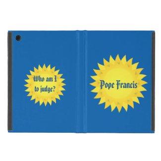 Pope Francis Quote Powis iPad Mini Case