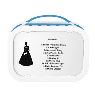 Bridesmaid Favor, Emergency Kit, or Gift Lunch Box