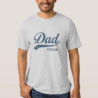 Vintage New Dad T-Shirt