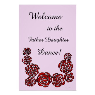 Welcome to the Father Daughter Dance! Poster