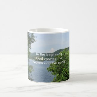 Creation Genesis 1:1 Coffee Mug