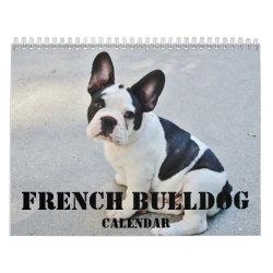 French Bulldog Calendar 2017 Your Custom Photos