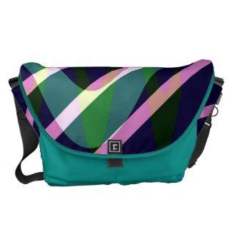 Wildstyle Large Messenger Bag