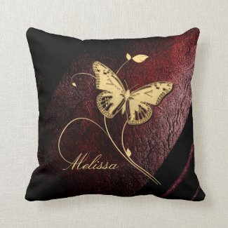 Dear Butterfly Pillow