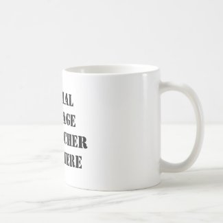 Design My Own Cup Personalized Special Teacher Mug