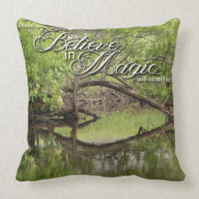 Nature's Folio DAILY INSPIRATIONS Gift Ideas . . . Pillow