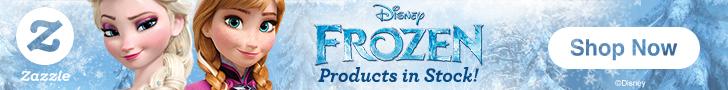 Shop Disney's Frozen Merch on Zazzle.com