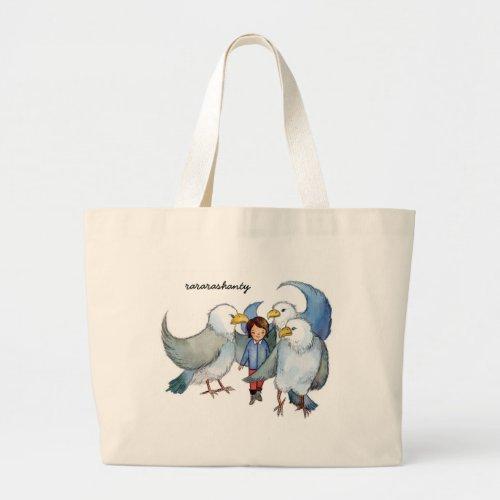 鳥たちの言うには… bag