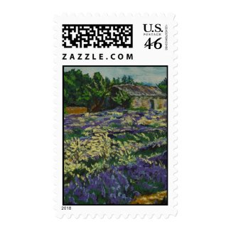 0083 le cabanon stamp