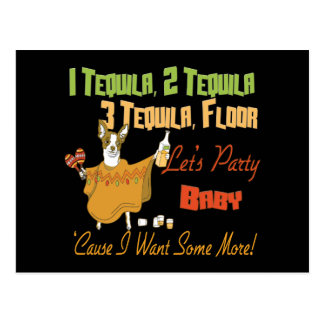 Tequila Postcards Zazzle