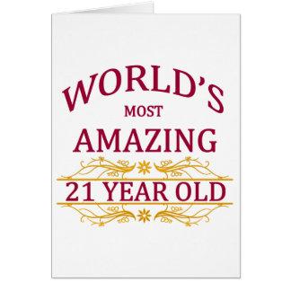 21st Birthday Glasses