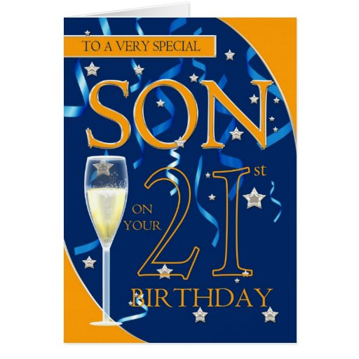 21st Birthday Quotes For Son. QuotesGram