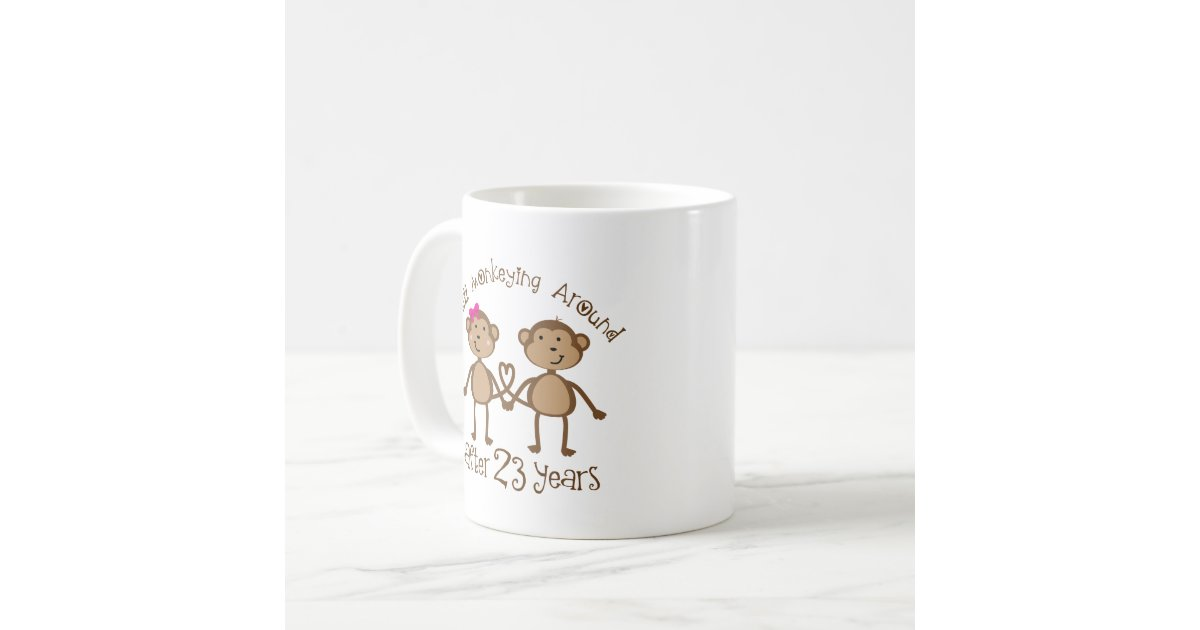23rd Wedding Anniversary Gift Ideas: 23rd Wedding Anniversary Gifts Coffee Mug
