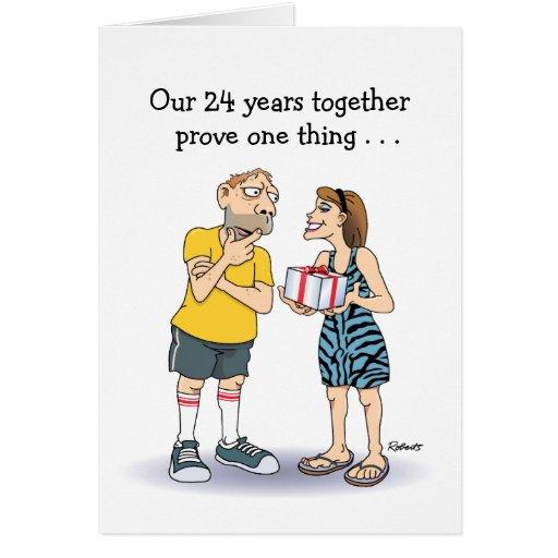 24 Wedding Anniversary Gift: 24th Wedding Anniversary T-Shirts, 24th Anniversary Gifts