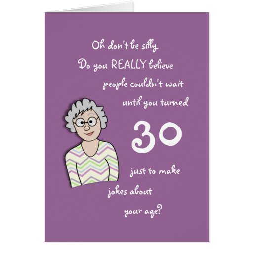 Top 30 Funny Birthday Quotes: Hilarious 30th Birthday Quotes. QuotesGram
