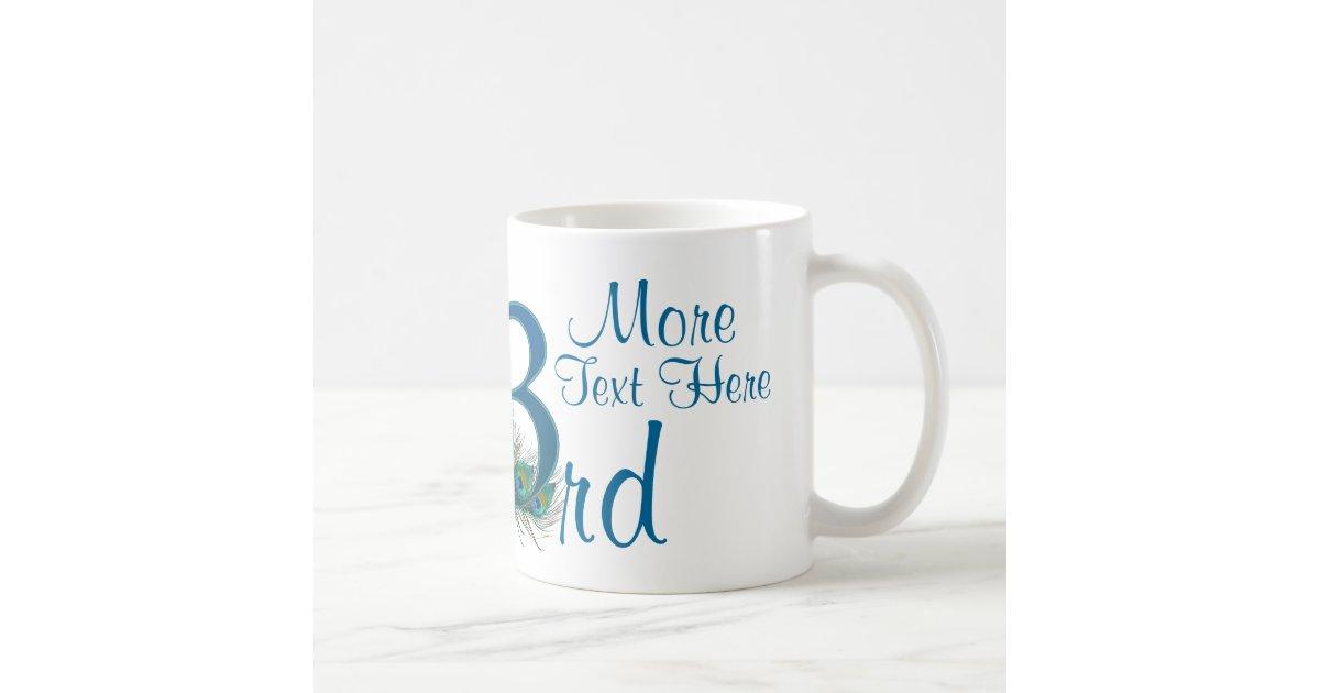 33rd Wedding Anniversary Gifts: # 33- 33rd Wedding Anniversary Or 33rd Birthday Coffee Mug