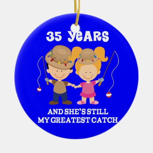 The 35 Best Wedding Gifts Of 2020: 35th Wedding Anniversary T-Shirts, 35th Anniversary Gifts