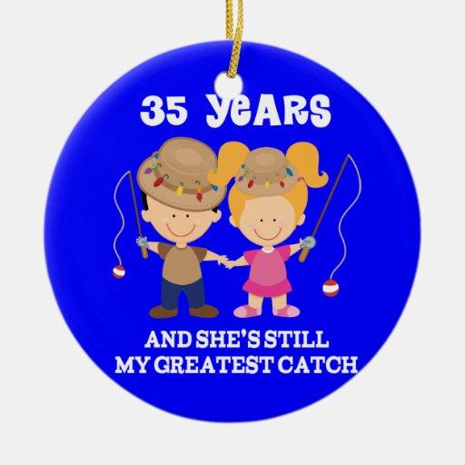 Wedding Anniversary 35 Years Gifts: 35th Wedding Anniversary T-Shirts, 35th Anniversary Gifts