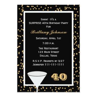 Adult Surprise Party Ideas