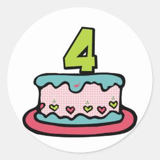 Year  Birthday Cake Aa