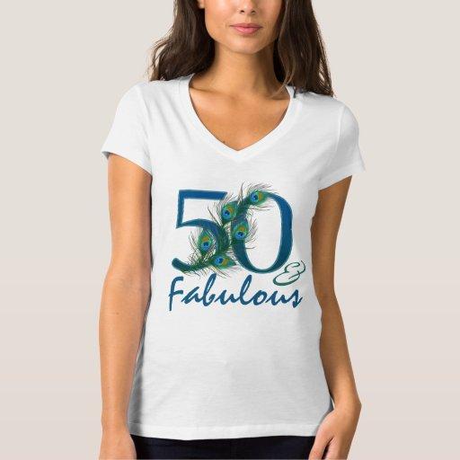 Fab 50 People: 50 & Fabulous Shirts