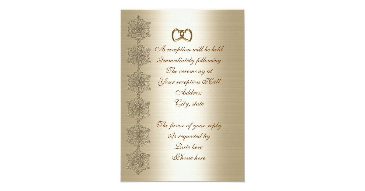 50th Wedding Vow Renewal Invitations: 50th Anniversary Vow Renewal Invitation