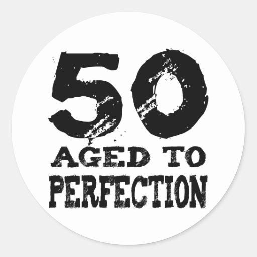 50th Birthday Gifts! Sticker