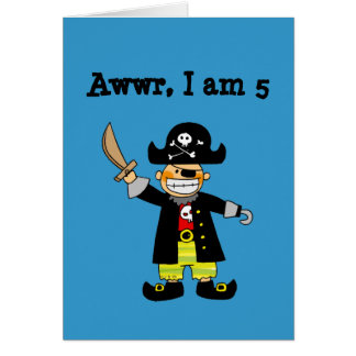 For Year Boy 5 Birthday Greeting Old Gifts On Zazzle
