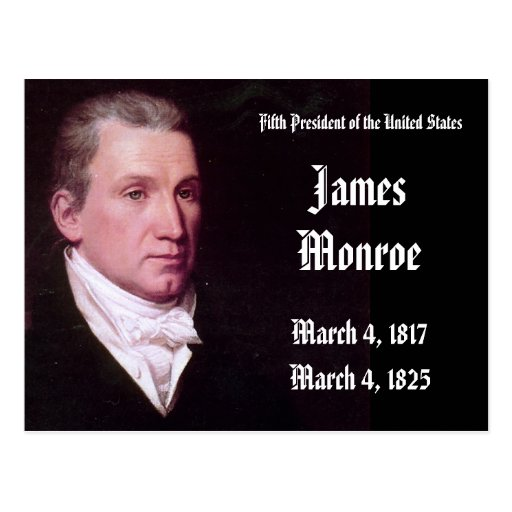 James monroe and postwar nationalism