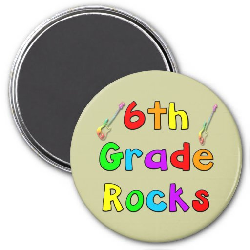 Sixth Grade Rocks! - Sparkle Gear |Sixth Grade Rocks