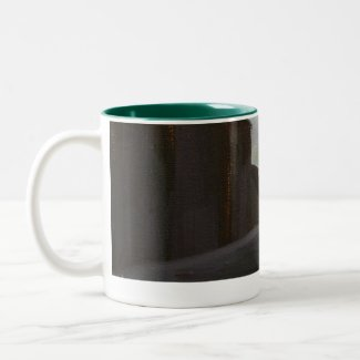 A Road Through Provence mug