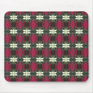 A Sandcherry Tree Pattern mousepad